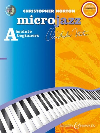 Microjazz for Absolute Beginners (New edition)
