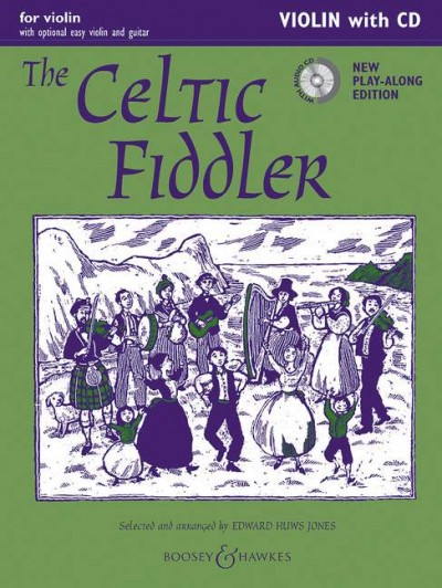 Celtic Fiddler (New Ed) violin + CD