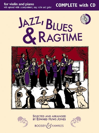 Jazz, Blues & Ragtime (New Edition)