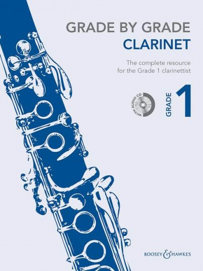 Grade by Grade 1 - Clarinet