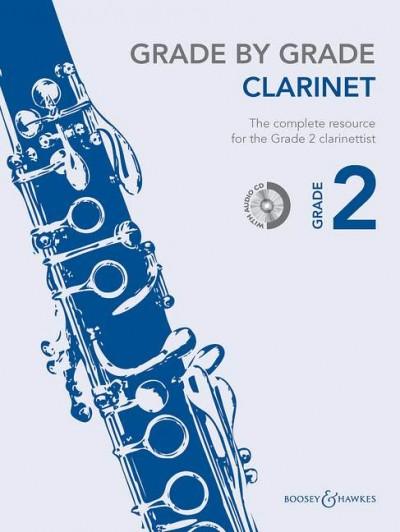 Grade by Grade 2 - Clarinet