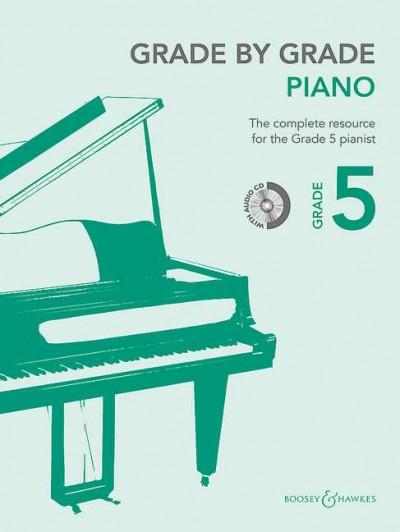 Grade by Grade 5 - Piano
