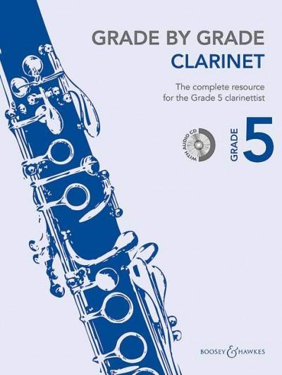 Grade by Grade 5 - Clarinet