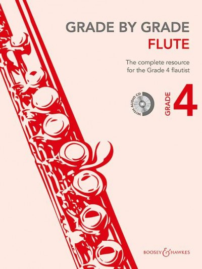 Grade by Grade 4 - Flute