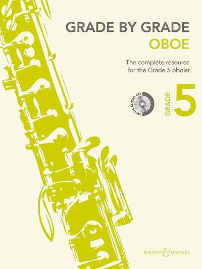Grade by Grade 5 - Oboe