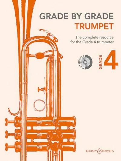 Grade by Grade 4 - Trumpet