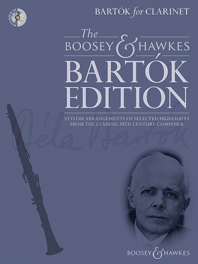 Bartók for Clarinet