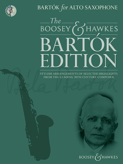 Bartók for Alto Saxophone