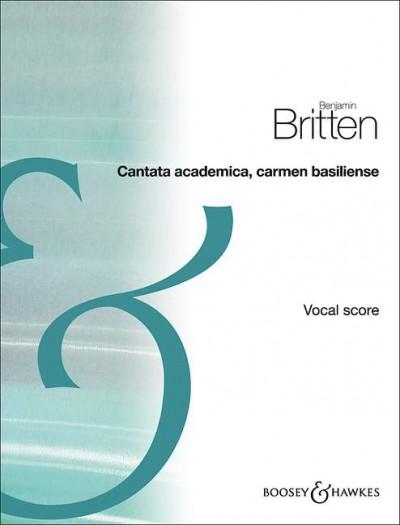 Cantata Academica op. 62