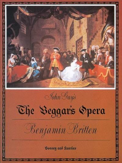 Beggars Opera op. 43 (vocal score)