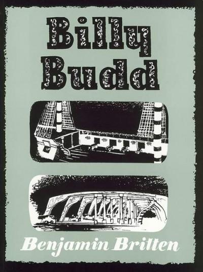 Billy Budd op. 50 (vocal score)