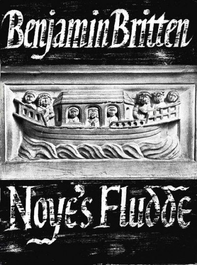 Noyes Fludde op. 59 (vocal score)