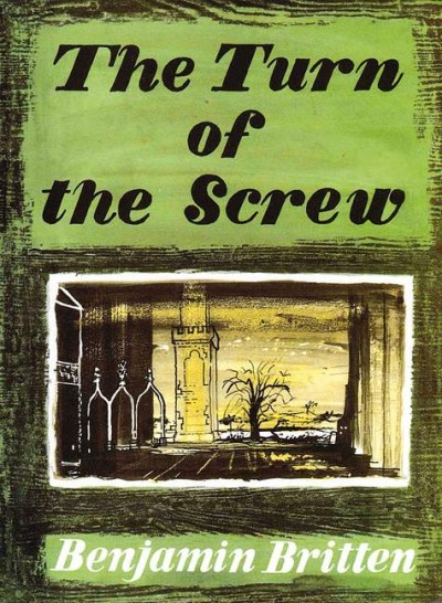 The Turn of the Screw op. 54 (vocal score)
