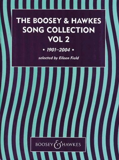 Boosey & Hawkes Song Collection Vol. 2