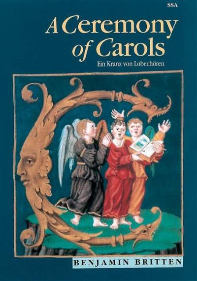 A Ceremony of Carols op. 28