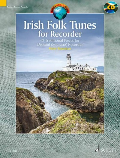 Irish Folk Tunes for Descant Recorder