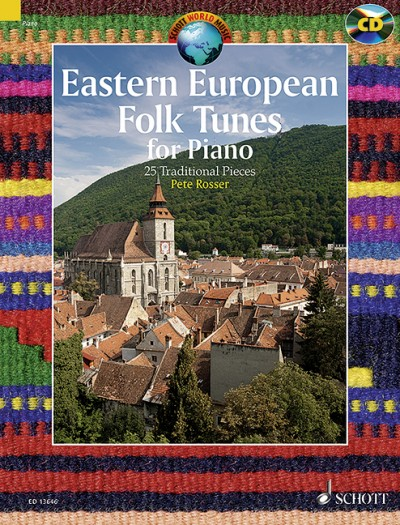 Eastern European Folk Tunes for Piano
