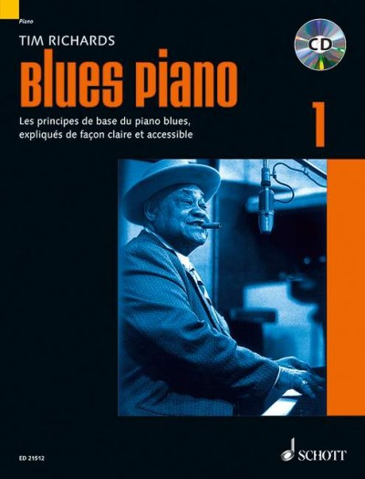 Blues Piano 1 (French Edition)