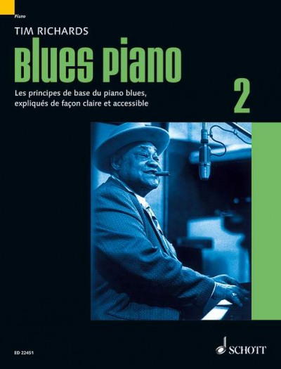 Blues Piano 2 (French Edition)