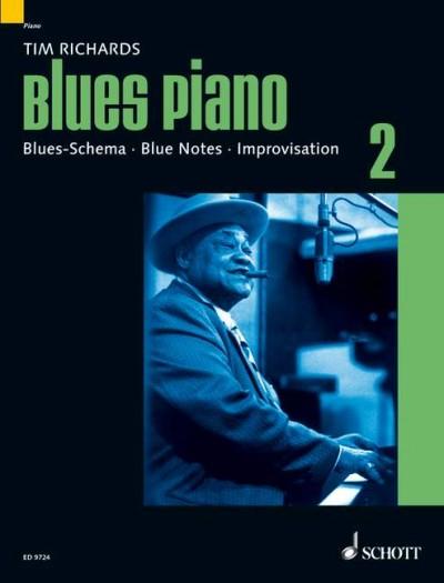 Blues Piano 2 (German Edition)