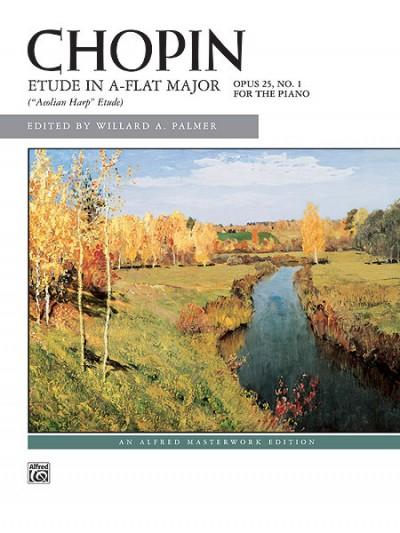 Etude in Ab major, op. 25 no. 1