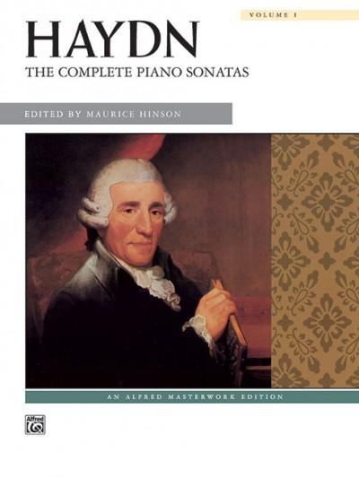 Complete Piano Sonatas, Volume 1