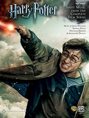 Harry Potter - Music from the Complete Film Series: Easy Piano