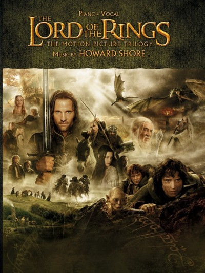 Lord of the Rings - Piano and Vocal Selections