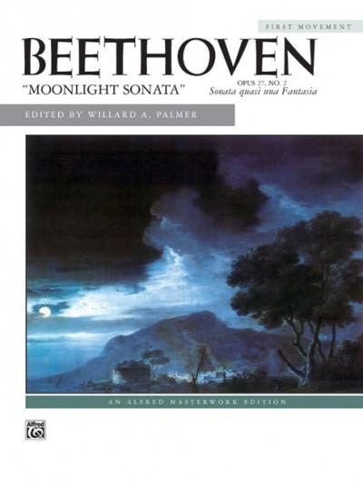 Moonlight Sonata (First Movement), op. 27 no. 2