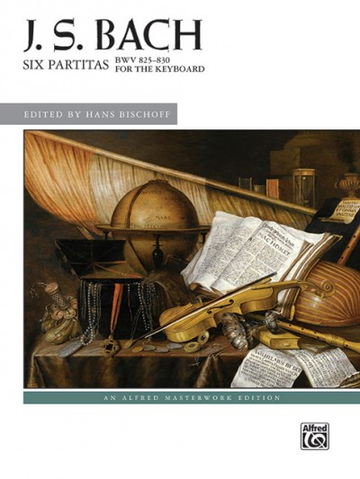 Six Partitas, BWV 825-830