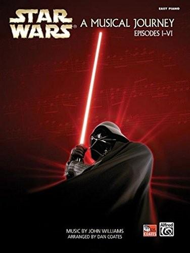 Star Wars: Episodes I-VI - Easy Piano