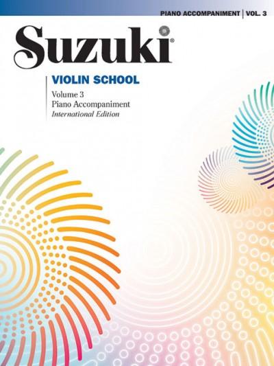 Violin School Vol 3 (Rev) PA