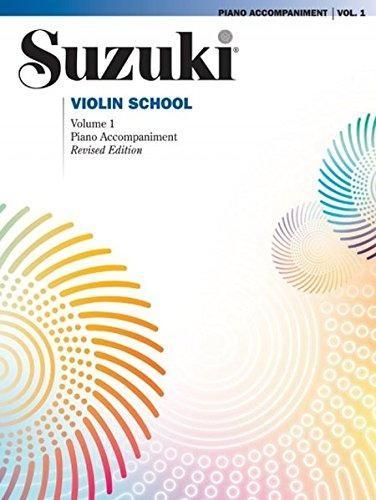 Suzuki Violin School 1 Piano Accompaniment (Revised)