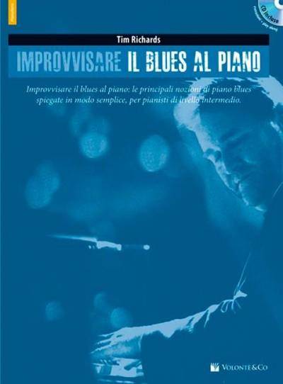 Blues Piano (Italian Edition)