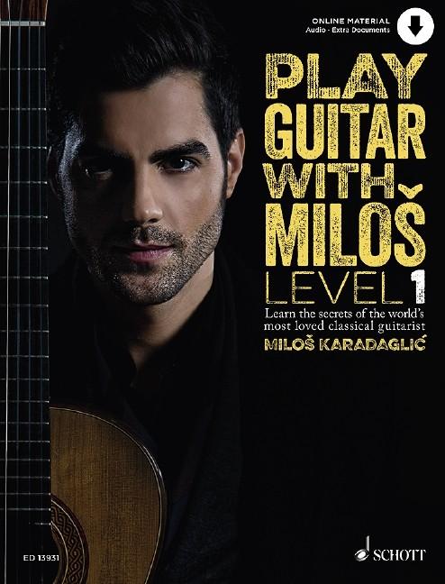 Play Guitar with Miloš Book 1