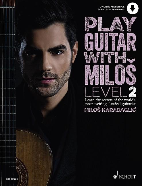 Play Guitar with Miloš Book 2
