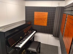 Percy Grainger room