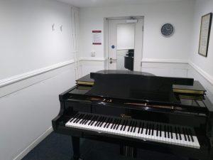 Elisabeth Lutyens room