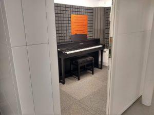 Steve Martland room